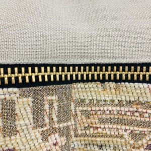 Vintage Turkish Kilim Pillow #1